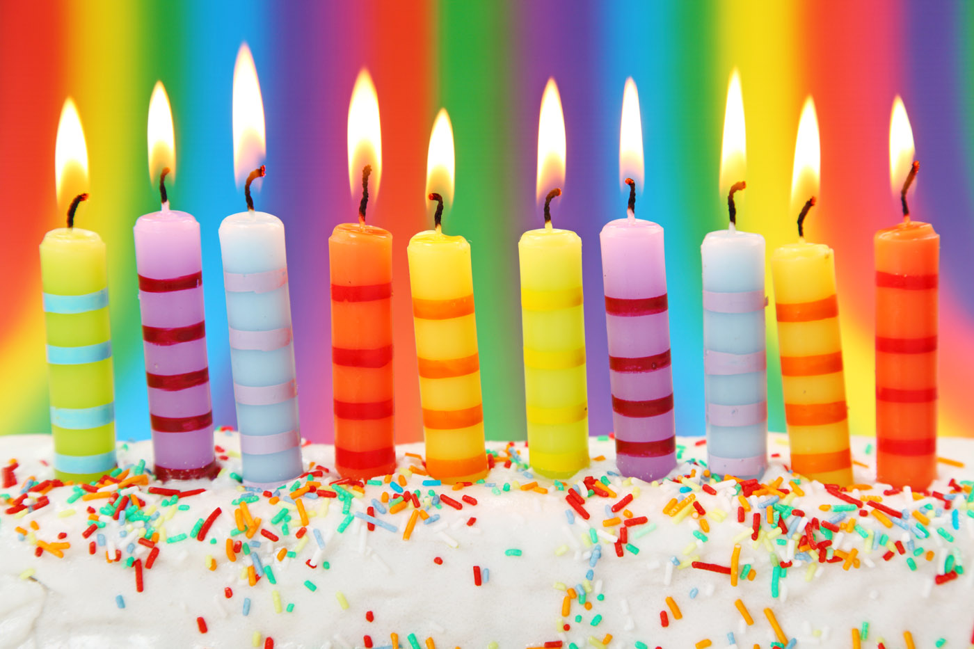 Algunas otras razones extras para celebrar tus cumpleaños
