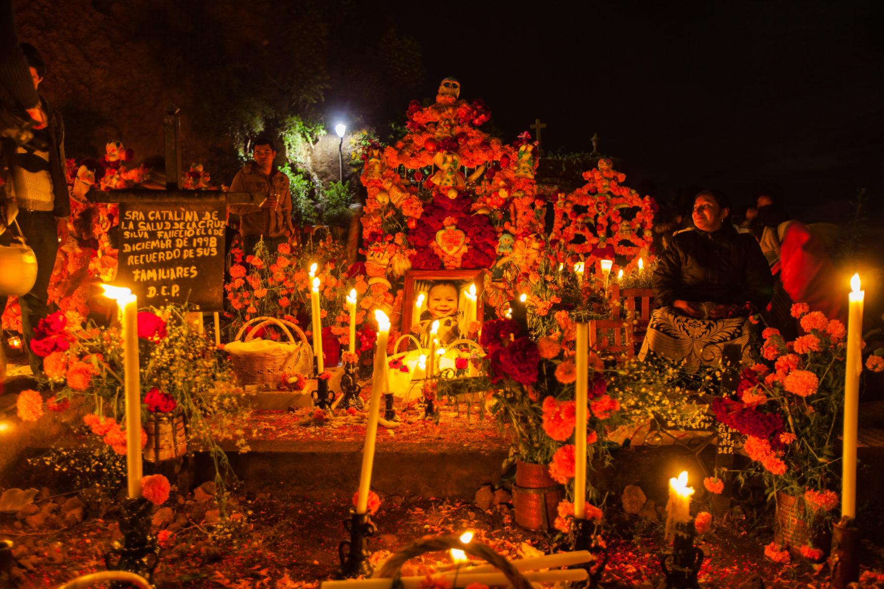 Importancia de los altares de muertos