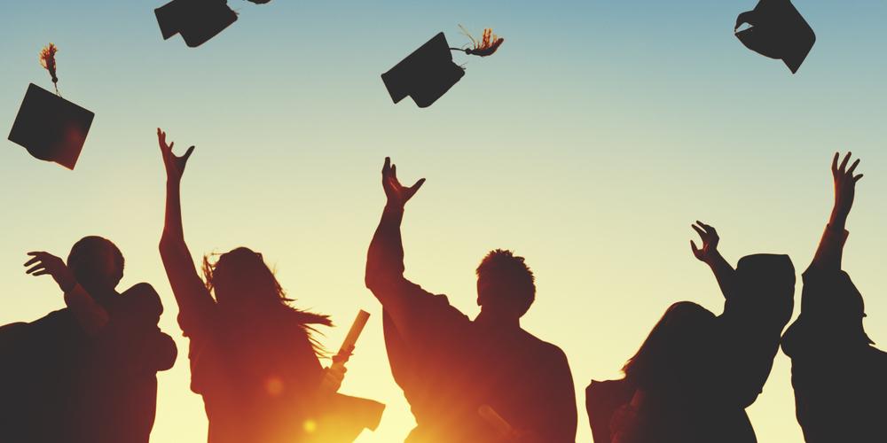 Importancia de festejar tu graduación