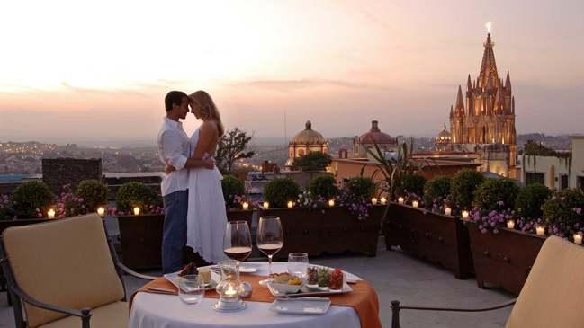 Los mejores lugares para tu Luna de Miel en México